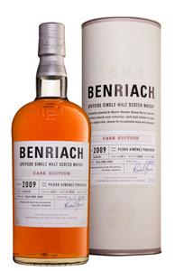 Benriach 11yo Cask Edition
