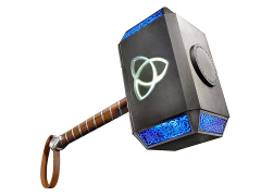 MARVEL LEGENDS MJOLNIR ELECTRONIC HAMMER