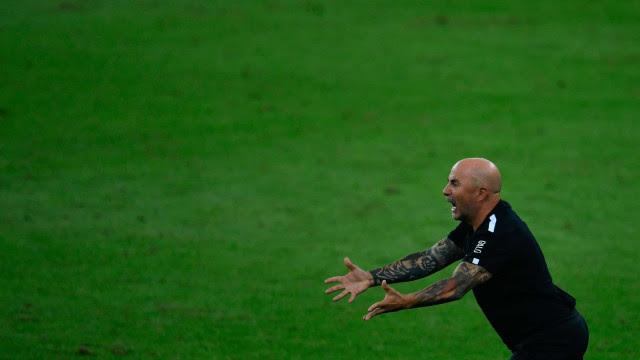 Incomodado com protestos, Sampaoli avalia deixar Atlético-MG após o Brasileiro