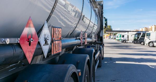 Transport de matières dangereuses: de nouvelles dérogations liées à la crise sanitaire