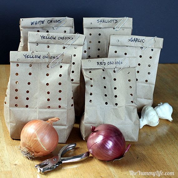 How to Store Onions, Garlic, & Shallots 6005