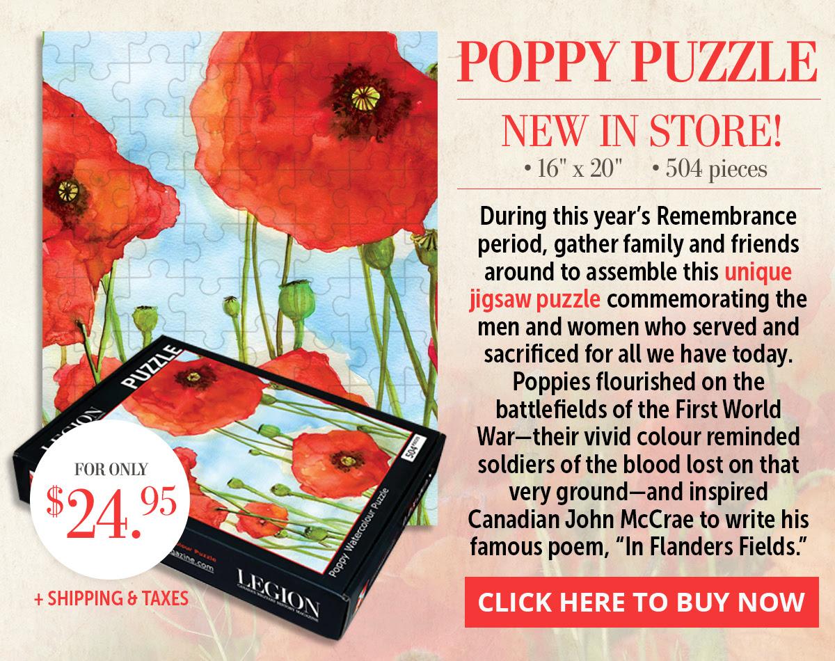 Poppy Puzle
