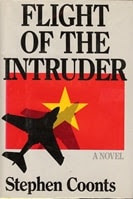 Coonts, Stephen - Flight of the Intruder (Signed First Edition)