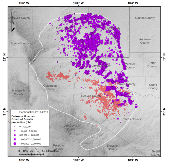 Old oil fields may be ideal for carbon sequestration