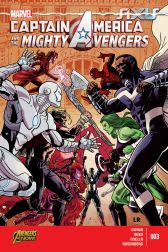 Captain America & the Mighty Avengers #3