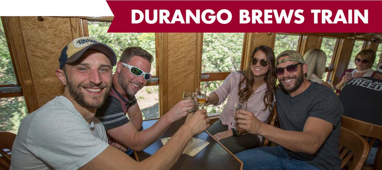 Durango Brews Train