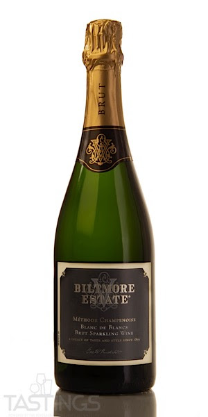 Image result for biltmore estate blanc de blanc 2015