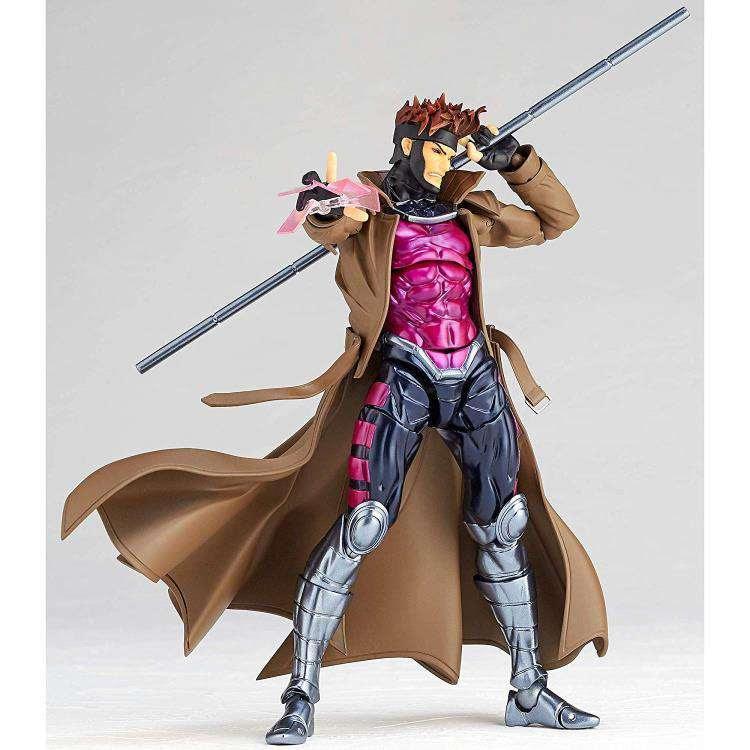 Image of Marvel Amazing Yamaguchi Revoltech No.012 Gambit