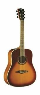 One D Vintage Burst Acoustic Guitar