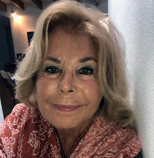 Kerstin Unger-Salén, september 2020. Foto: eget verk