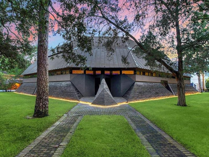 This 'Darth Vader' home is for sale