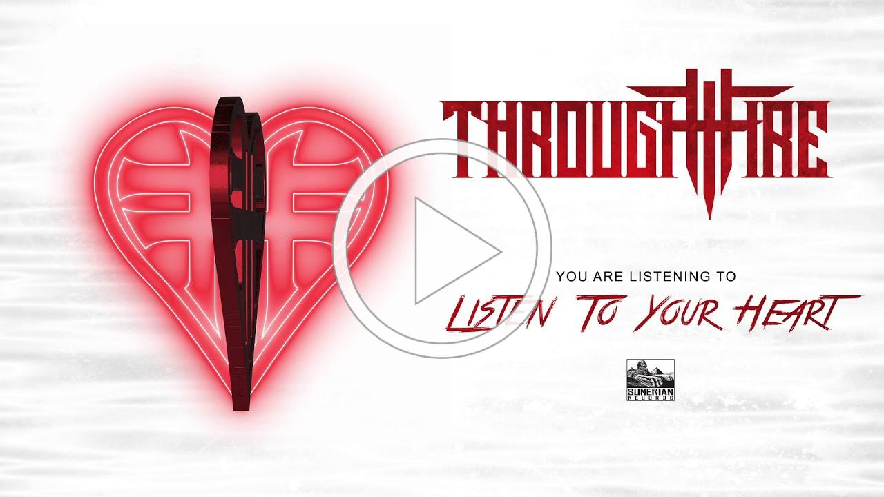 THROUGH FIRE - Listen To Your Heart (Acoustic Version) (Roxette Cover)