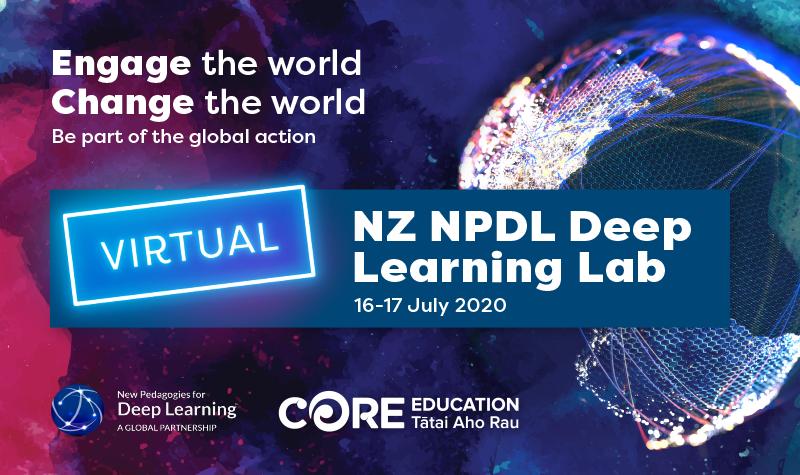VIRTUAL NZ NPDL Deep Learning Lab - 16-17 July 2020
