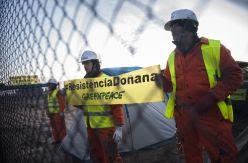 El Parlamento Europeo exige nuevos estudios sobre el impacto del gasoducto y del almacén de gas en Doñana