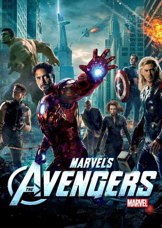 EN US 571x800 The Avengers NO-Cast