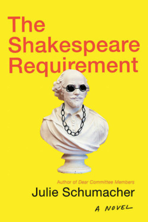 Shakespeare Requirement jacket