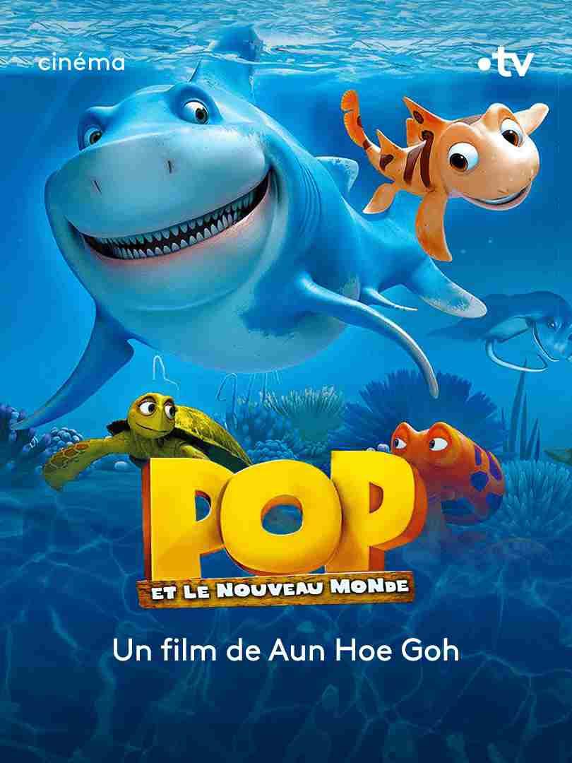 Pop et le nouveau monde, un film de Aun Hoe Goh