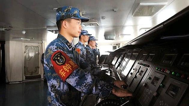 Ingeniería china construye superportaaviones para enfrentar presencia estadounidense en el mar de china