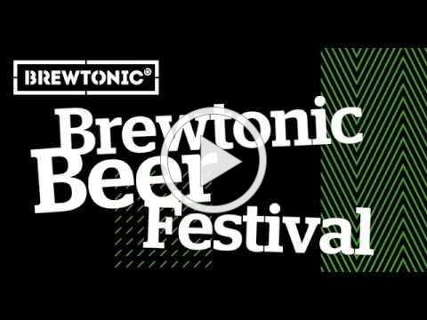 Brewtonic Beer Festival September 29th - October 1st At The Bernard Shaw & Eatyard