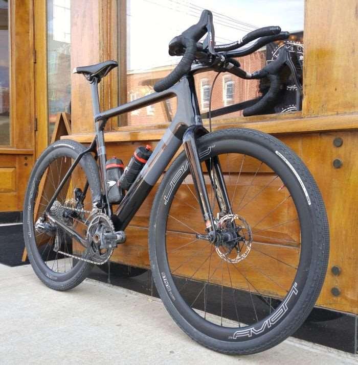 1e8e14ab83e Review 3T Exploro Di2 / eTap / Panaracer Gravel Team | Froomey Cyclist  Friends