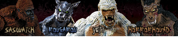 CREATUREPLICA FIGURES