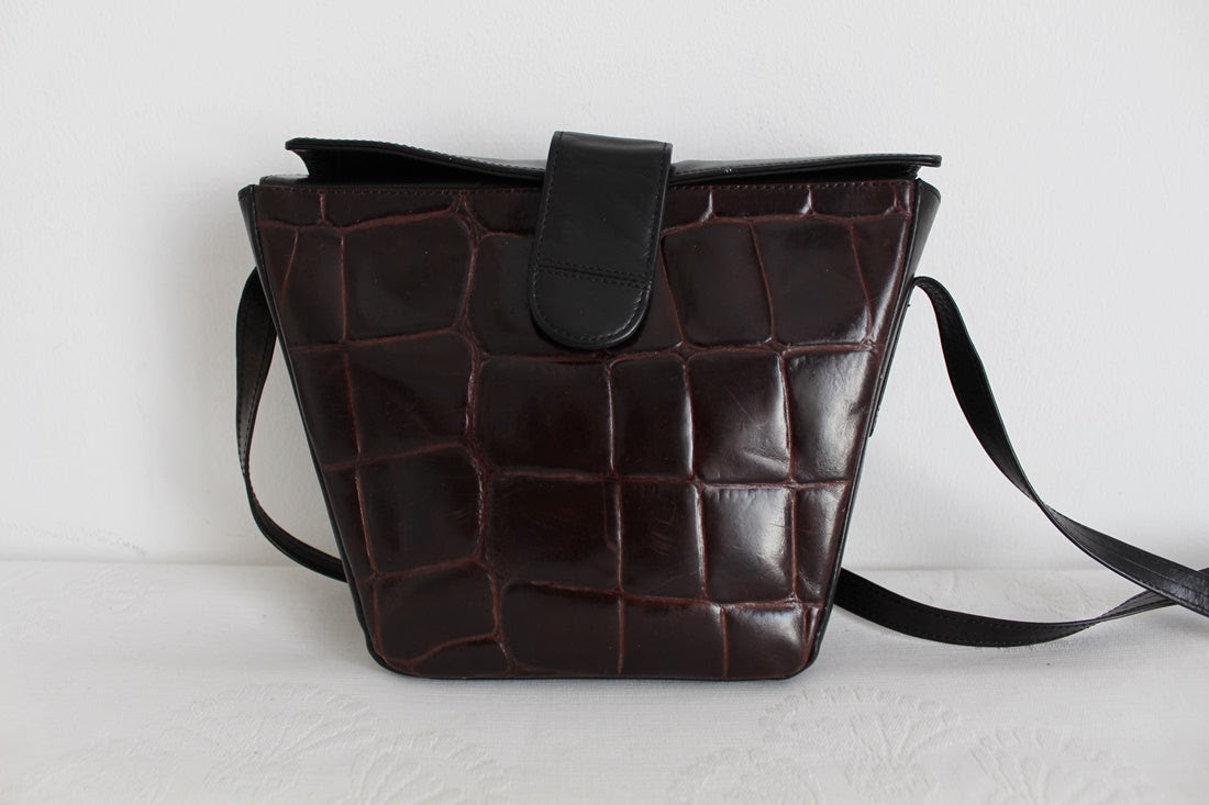 MEDICI-CREATION DESIGNER VINTAGE LEATHER BAG