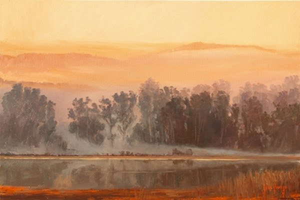 Morning Mist, Silver Creek (600x400, 233Kb)