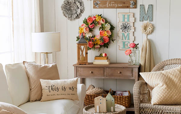 All Spring Floral & Décor