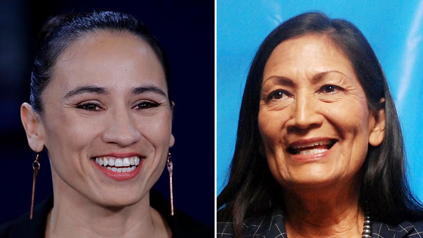 Demócratas de Kansas y Nuevo México se convierten en las primeras indígenas en el Congreso de EE.UU.
