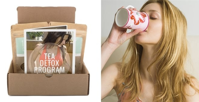 *HOT* 28 Day Detox Tea Program...