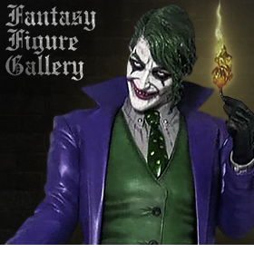 Fantasy Figure Gallery DC Comics Collection Statue - 1/6 Scale The Joker by Luis Royo