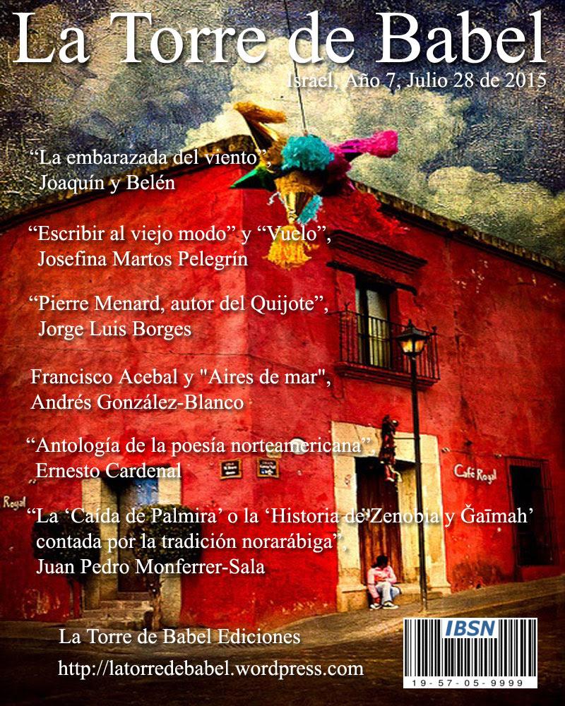 La Torre de Babel edición 28 de Mayo de 2015
