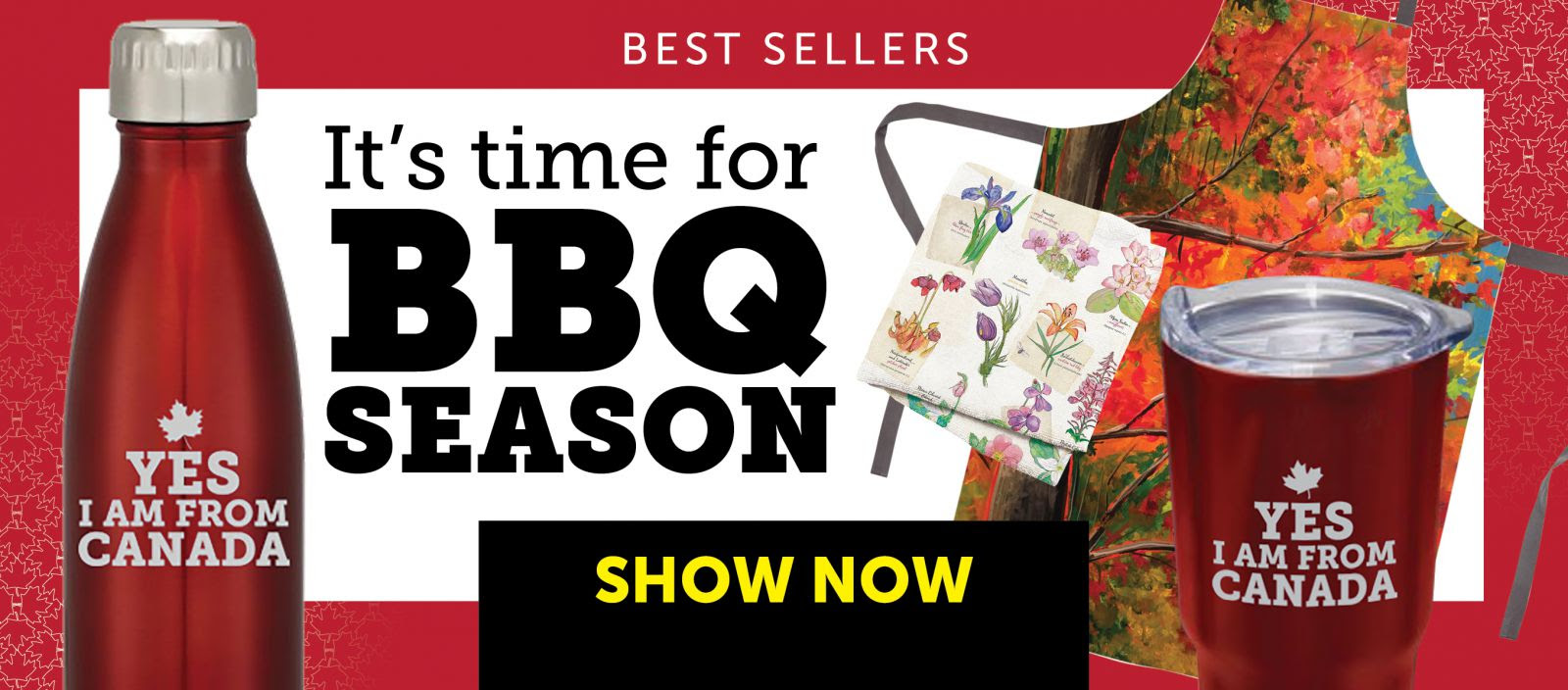 Celebrating Canada | BBQ Season is on now!