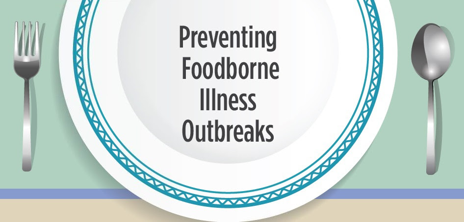Header of the New Foodborne Illness Outbreak Infographic