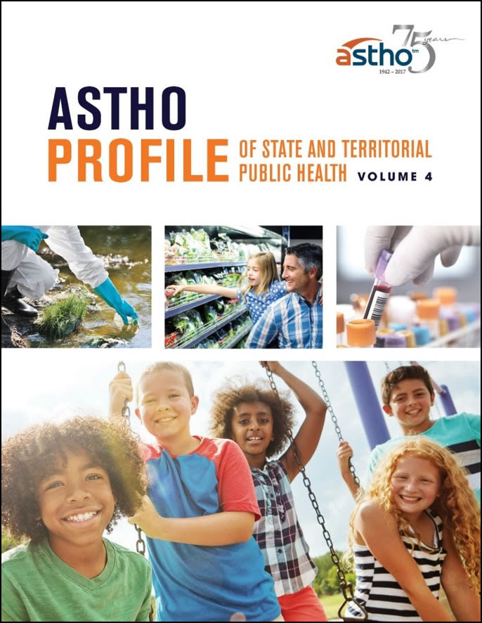 ASTHO Profile Survey cover 2017