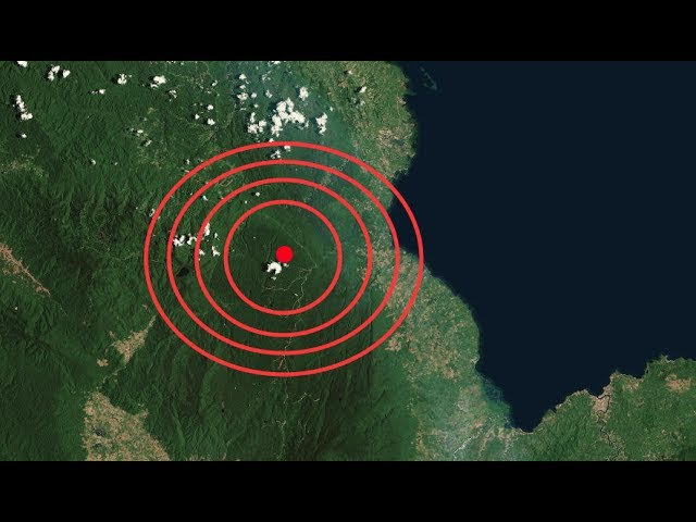 Strong/Shallow earthquake jolts Indonesia| Equivalent to 20 kilotons of TNT  Sddefault