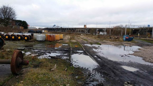 Find out more about proposals for a new railway sleeper factory in Sandwell