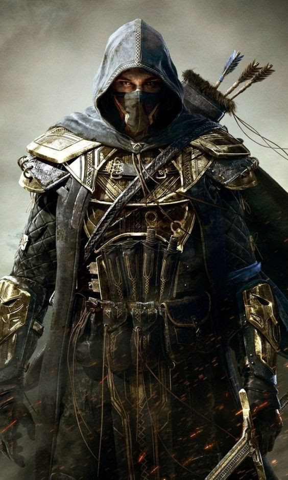 Assassin Look from ESO