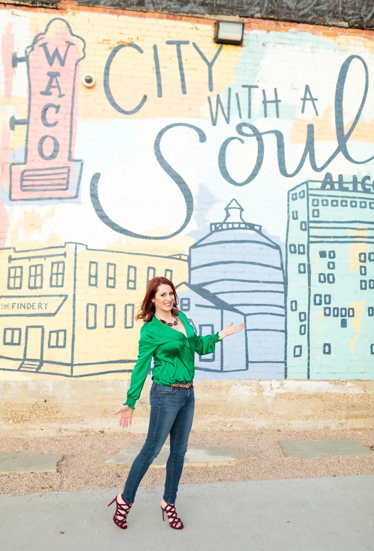 Waco Murals