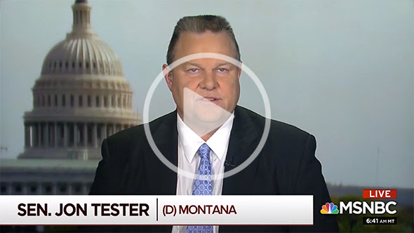 Tester refuses to endorse