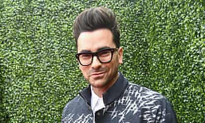 Dan Levy on Schitt's Creek