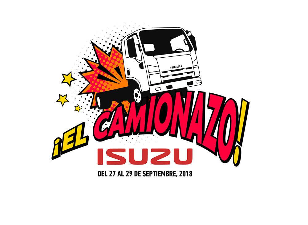 El Camionazo 2018 La Gran Feria de Isuzu y Autocamiones