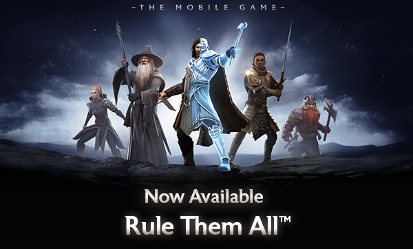 Now Available - Rule Them All.