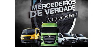 Mercedes-Benz lança aplicativo e vai sortear quatro veículos