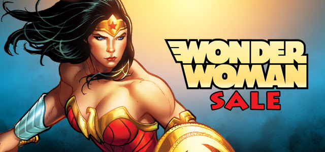Wonder Woman Digital Sale Part 2