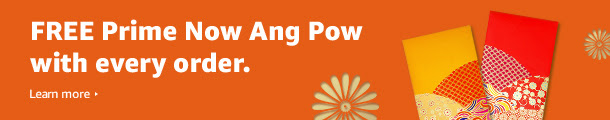 FREE Prime Now Ang Pow with every order