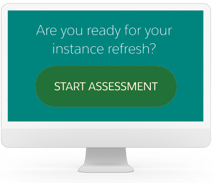 Start Instance Refresh Start Assessment