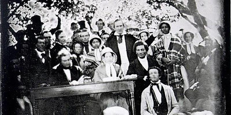 Frederick Douglass and the UGRR (Underground Railroad) - Livestream Tour