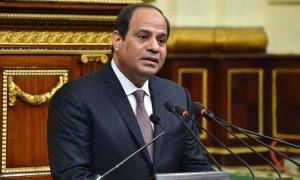 El presidente de Egipto, Abdel Fattah al-Sisi. EFE/Archivo