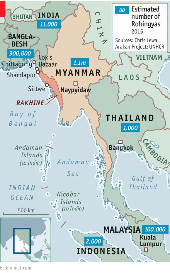 rohingya myanmar burma economist2